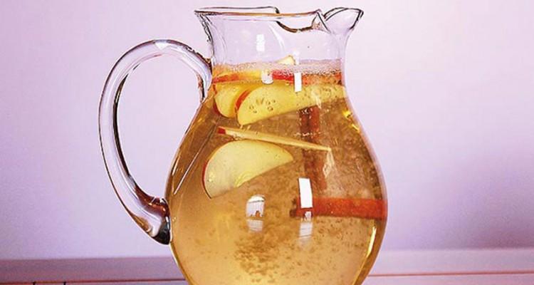 طرز تهیه نوشیدنی با چای سبز