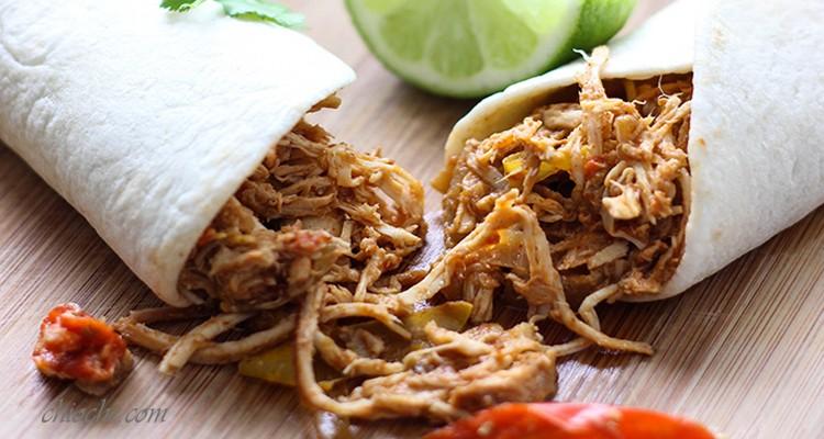 طرز تهیه فاجیتا ( نوعی غذای مکزیکی – آمریکایی)  با حرارت پایین