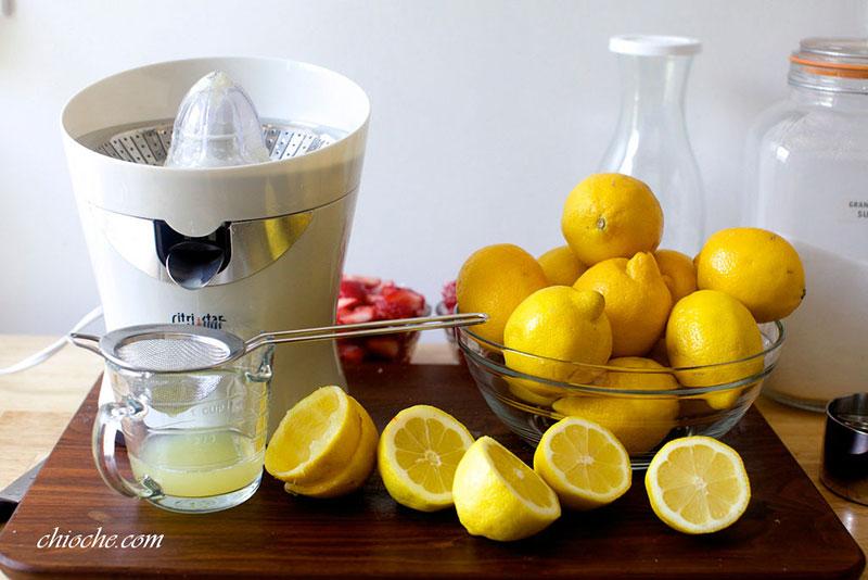لیموناد صورتی