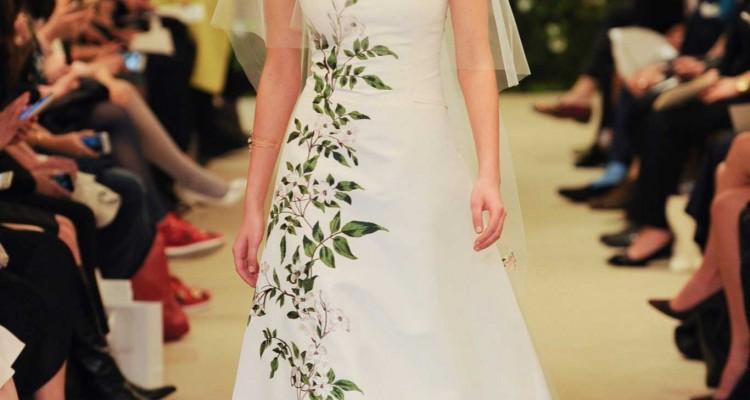 مدل لباس عروس – ۲۰۱۶ – کارولینا هررا