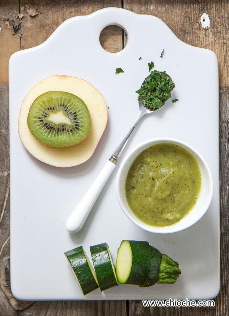 Kiwi-puree