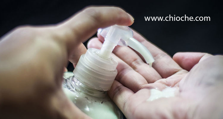 طرز تهیه صابون مایع