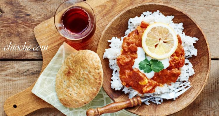 غذای تیکا ماسالا – یک نوع غذای هندی بریتانیایی