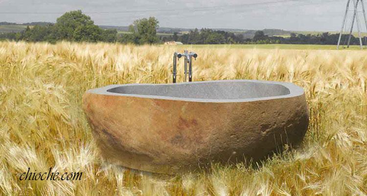 حمام با جو دو سر برای از بین بردن بیماریهای پوستی مانند زگیل  و آبله مرغان