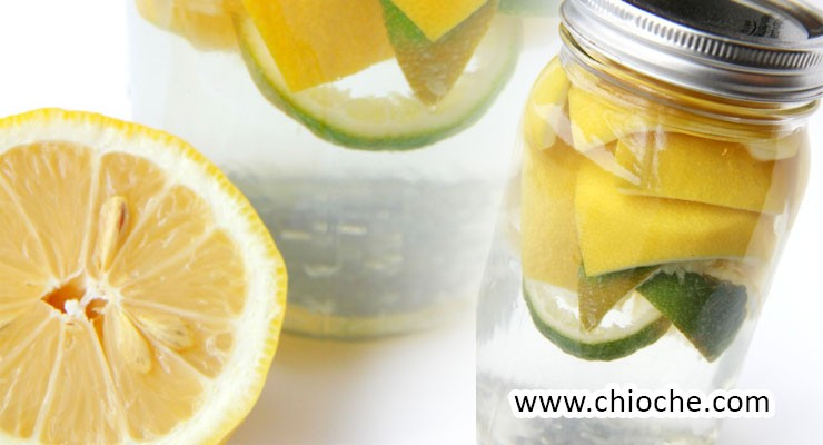طرز تهیه سرکه لیمو
